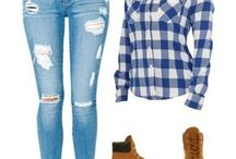 Timberland's Outfits