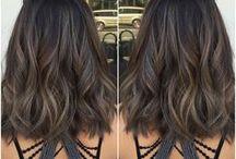 Apparences de cheveux