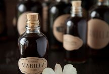 Very Vanilla / There is nothing like the scent of vanilla - just ask the characters in my novella Wildflower.  Of course vanilla tastes delightful too.  www.eliza.redgold.com / by Eliza Redgold