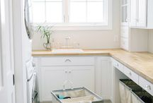 Home // Laundry & Mudroom / by Fonda LaShay