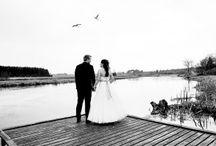 Bryllup / brudepar - bryllups billeder - brud - gom - bryllupsfest