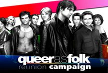 Queer as Folk Reunion Campaign