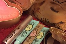#OwnYourPretty My top Too Faced Products. / Top Too Faced Products I like to use.