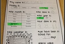 Math / Math for all of Kindergarten year- centers, lessons, anchor charts, manipulatives