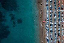 Steven Cox Instagram Photos Drone shot over the beach in #Positano. by @sanjak. Editing my me. :-) #travel #drone #dronephotography #weddingweek #epicshot #ocean #beach