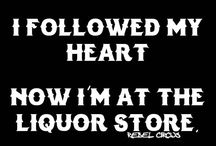 Liquor stote humor