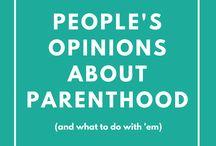 On the Motherhood Decision