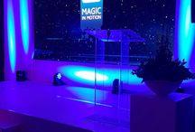 M-Net Magic In Motion / LED Screen Sound Lighting Set