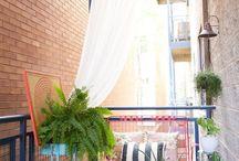 Balcons, Terrasses et Jardins / #monbalconseraleplusbeau