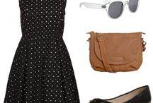 Zoey Deschanel style / inspirations tenues