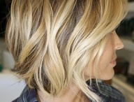 Hair skin and nails / by Candice Carbery