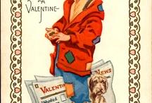 Vintage Valentine's Day Cards / by Jim Bohannon
