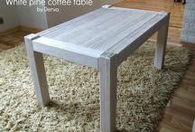 Meble drewniane DIY