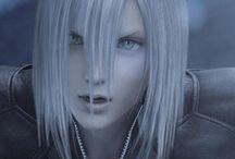 Final Fantasy Kadaj
