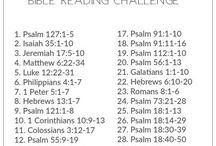 winning over worry Bible challenge
