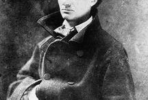 """Baudelaire, le poète écorché vif / """"Les rêves soulagent un moment la bête dévorante qui s'agite en nous."""" Charles Baudelaire"""