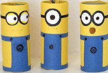 figuras con tubos