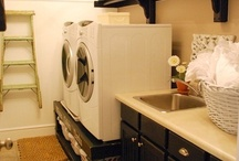 For the laundry room / by Keely Cooper