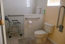 handicap bains