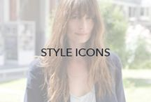 Style Icons / by Three Dots
