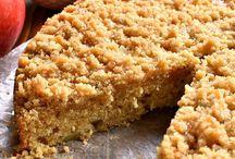 Carmel Apple coffee cake