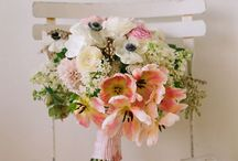 Wedding Inspiration - Bouquets and Personal Flowers