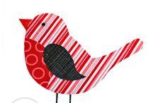 birds patchwork