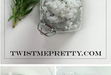 DIY BEAUTY / Scrubs, setting sprays and teeth whitening with anything inbetween
