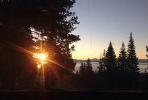 Winter Weddings in Tahoe / Winter weddings in Lake Tahoe.
