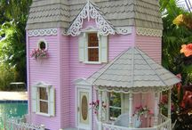 doll houses / by Susan Cooksey