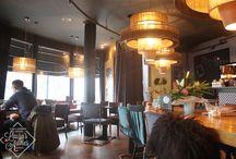 Interieuradvies Bij Hartje Zwolle / In het najaar van 2015 werden wij benaderd om mee te denken over het nieuwe interieur van Bij Hartje Zwolle, het voormalige restaurant Loetje aan de kade. Binnen het nieuwe concept waren plannen om het interieur ook aan te passen naar modern en hip, waarbij het karakter van Loetje niet helemaal verloren zou gaan. Aan ons de taak hierin een passend interieuradvies te geven!