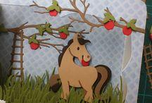 Paarden creatable