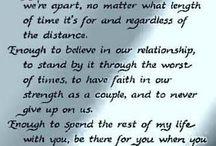 Quotes & vows