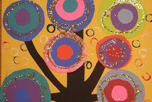 Kandinsky Artist Study / by Amanda Van Garderen