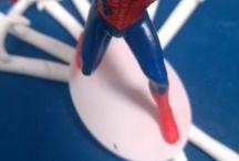 Spiderman Party / Festa di compleanno in laboratorio da Chantilly @Moglia (MN)