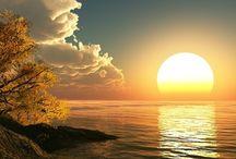Táj képek-csend élet... / Nyugalmas,szép,csendes tájak