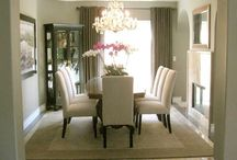 Home-Dining Room / by Michele 'Brungardt' Brown