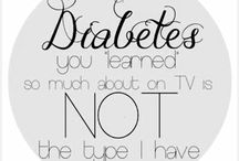 Dealing with Type 1 Diabetes / by Karen Smith