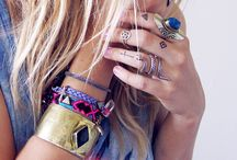 Jewelry / by Rachel Pollen