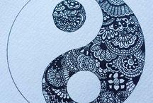 Zentangle art / Dibujos