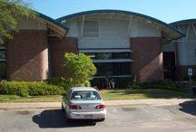 Bonham Public Library Building
