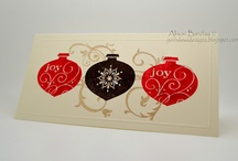 christmas cards / by Carolyn Hicks