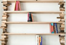 workspases and bookcases