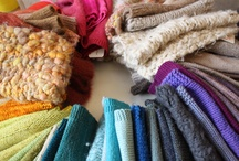knit & crochet / by Lore Losada