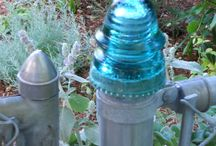 Things to do with insulators / by Jackie Haag
