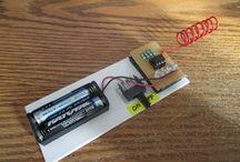 Attiny / Arduino electronics