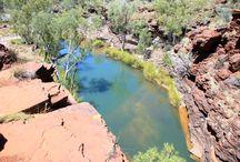 Karijini National Park Western Australia / Karijini National Park Western Australia tour photos from October 2013