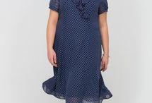 платье большое