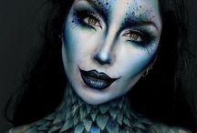 Make-up fantezie