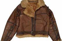 RAF flight jacket
